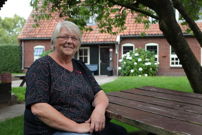 Anneke van Elderen is al sinds 1977 betrokken bij de stichting ATD Vierde Wereld. In september 2013 kreeg ze de leiding op 't Zwervel.