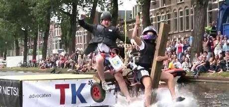 Te Land, ter zee en in Den Bosch: van negen meter hoge helling roetsjen over de Parade