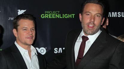 Ben Affleck en Matt Damon maken film over McDonald's-fraude