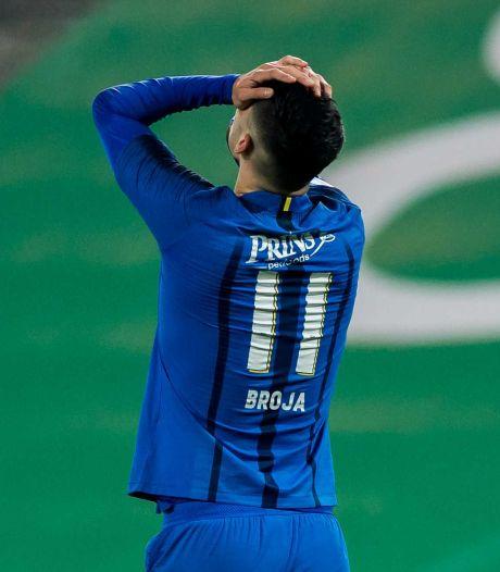 Armando Broja na enorme misser voor Vitesse: 'Ik moet de rug rechten en weer doorgaan'