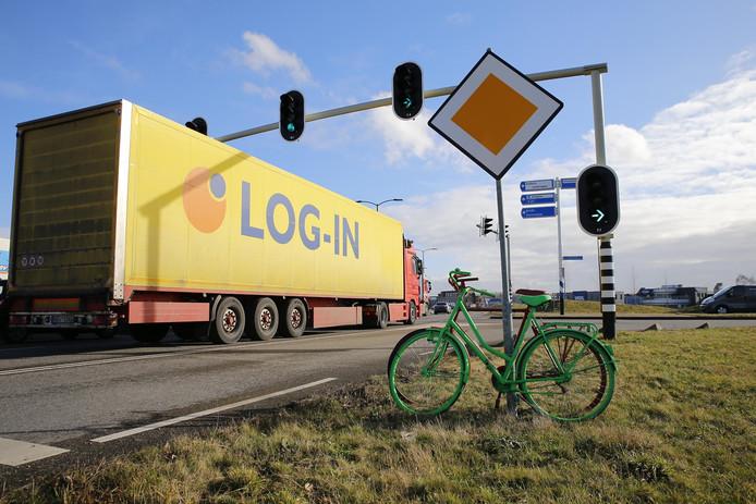 Mysterieuze fietsen in Oosterhout
