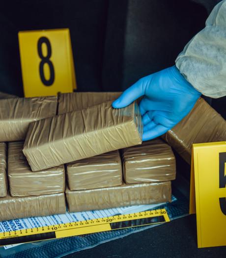 Les saisies de cocaïne ont quasiment doublé au Brésil