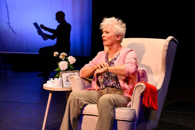 Doris Baaten als hoofdpersoon Ina in 'Een leven samen'. Beeld Annemieke van der Togt
