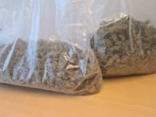 Vier aanhoudingen in Vlijmen: politie vindt coke, wiet, MDMA, GHB, ketamine en speed