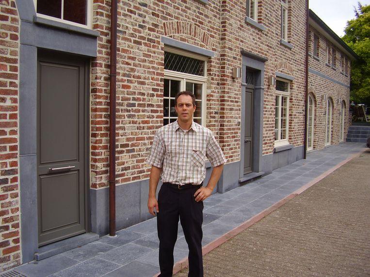 Marc Temmerman baatte B&B De Boomgaard uit in Cotthem.