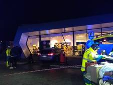 Dronken Belg rijdt tankshop binnen: Nederlander dood en 2 gewonden