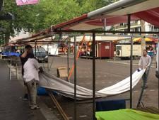 Onweer: Braderie Hart van Zuid afgelast