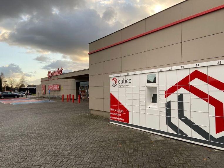 Sinds vrijdag kan u ook postpakketjes verzenden en ontvangen aan Carrefour Market.
