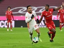 Eerste goal Kluivert niet genoeg voor Leipzig-zege in doelpuntrijke kraker tegen Bayern