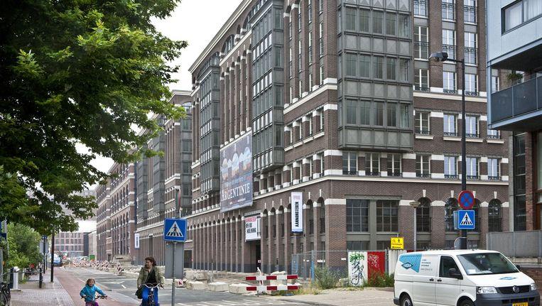 Stadgenoot verkoopt onder andere 61 woningen op de Oostelijke Handelskade. Beeld Floris Lok