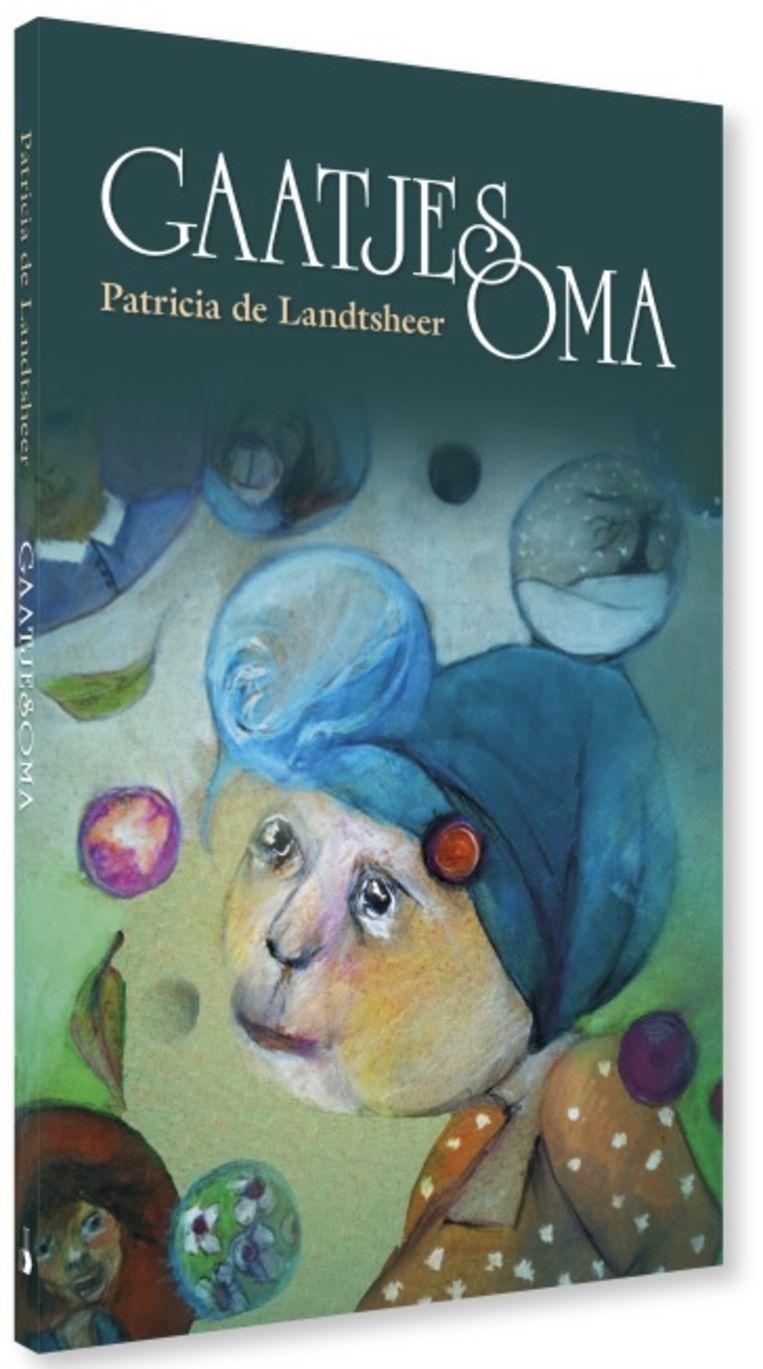 Melissa Muys tekende ook de cover van Gaatjesoma.