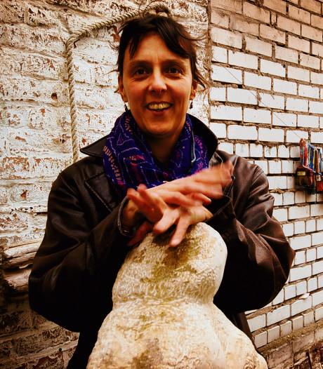 Een afscheidswals aan de waterlijn voor kunstenares Petra Jobse (53)