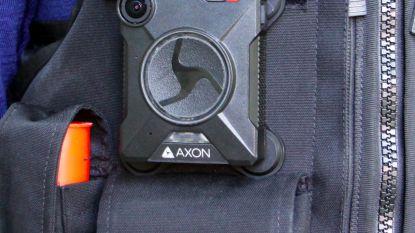 Stad Gent stuurt vijf agenten met bodycam straat op