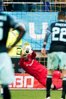 Room houdt van penalty's Ajax
