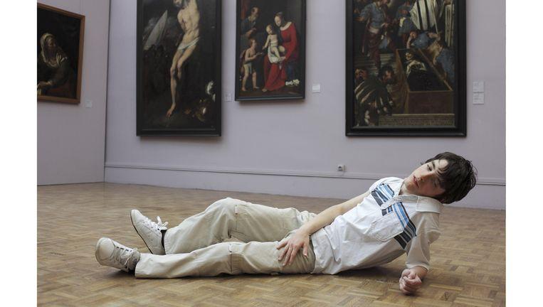Adrien Kempa, Act 23 (2010). Beeld Denis Darzacq