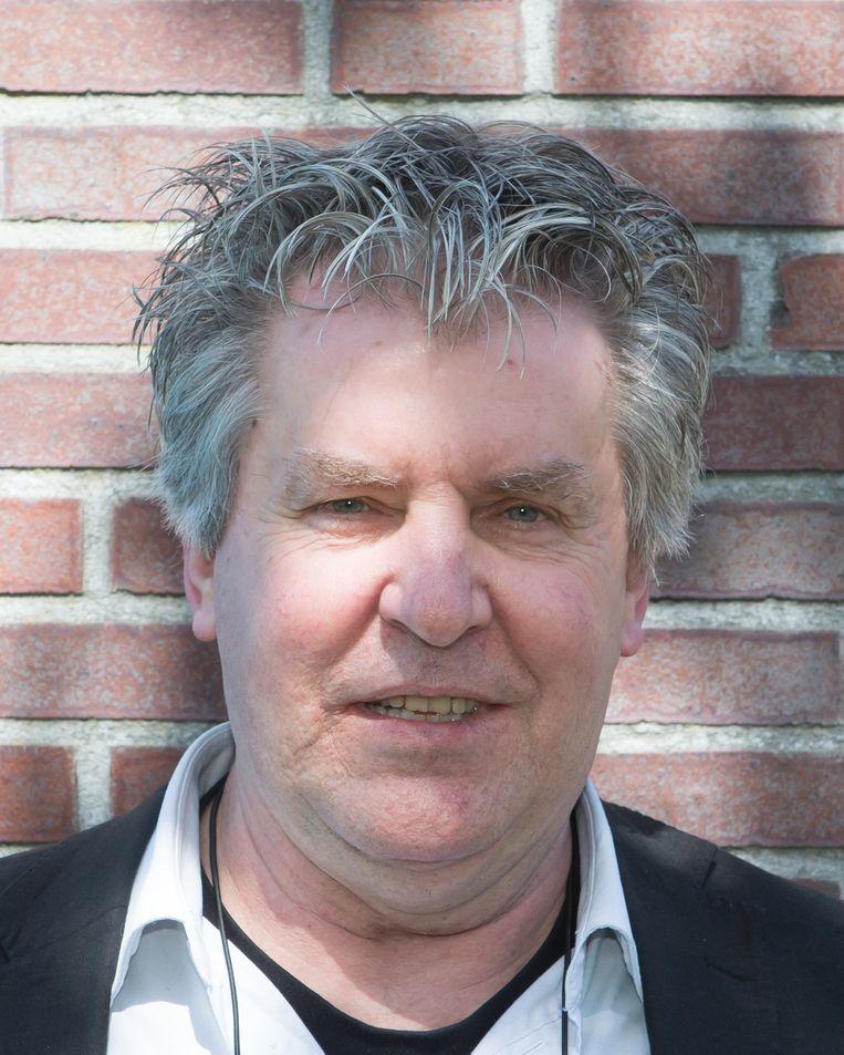 Martin Slagter is neerlandicus en filosoof. Beeld null