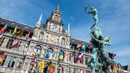 Antwerpen sluit fonteinen af om water te sparen, behalve in Park Spoor Noord