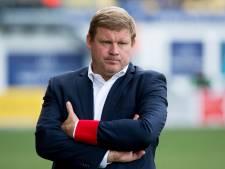 Vierde trainer van AA Gent dit seizoen is een oude bekende: Hein Vanhaezebrouck