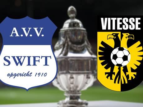 Geen Matavz en Kashia bij Vitesse tegen amateurs Swift