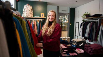 """Anneleen uit Zandhoven opent ecologische shop 'WildSand' in Centraal Station in Antwerpen: """"Online kunnen we niet dezelfde service bieden"""""""
