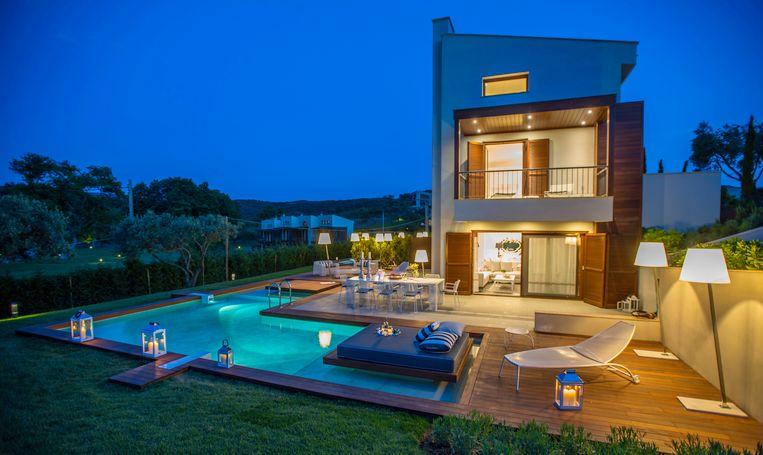 Avaton Villa Resort in Halkidiki