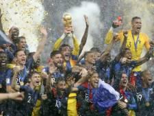 Wereldkampioen Frankrijk verovert eerste plek op FIFA-ranking