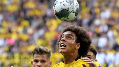 Witsel ontfermt zich over twee assists in ruime zege Dortmund, officieel debuut voor Thorgan Hazard