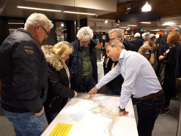 Veel belangstelling voor infoavond over Blankenburgtunnel