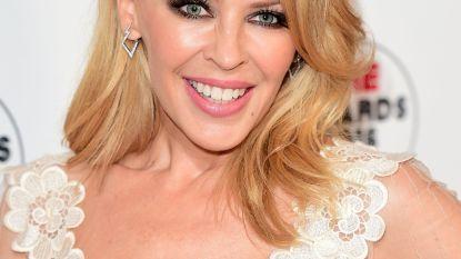 Kylie Minogue (50) wil een kind, maar zij is niet de enige celeb die laat aan kinderen begon
