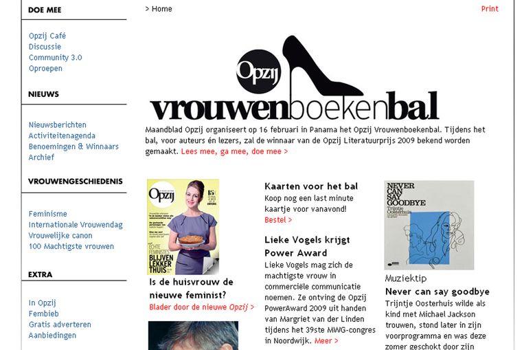 Screenshot Opzij Beeld