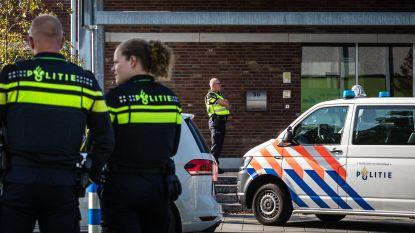 Nederlandse politie arresteert leerling die schoten lost op school