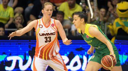 Meesseman en Ekaterinburg steken EuroLeague op zak