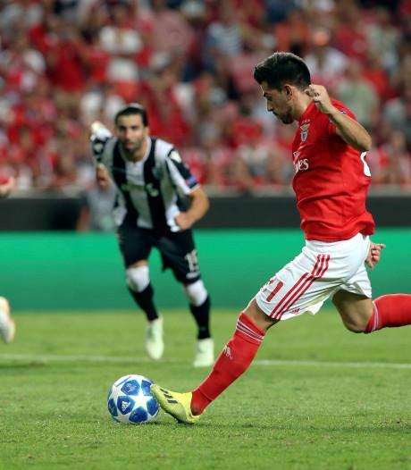 Benfica wacht pittig klusje, Red Bull Salzburg doet goede zaken