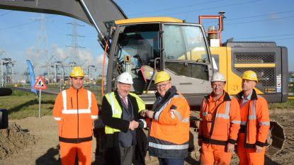 DP World bouwt nieuw onderdak voor 500 havenarbeiders aan Deurganckdok