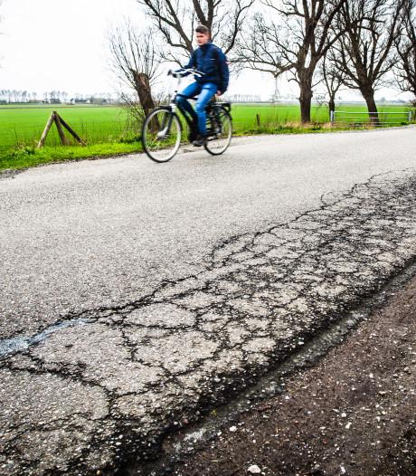 'Zoveel slechte wegen kan niet'