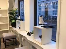 Toch doorstart voor Lia Staring: nieuwe schoenenzaak in Lombardje Den Bosch