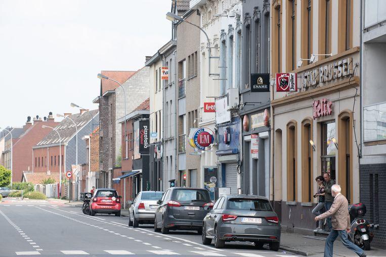 De stationsbuurt in Oudenaarde is dringend aan vernieuwing toe.