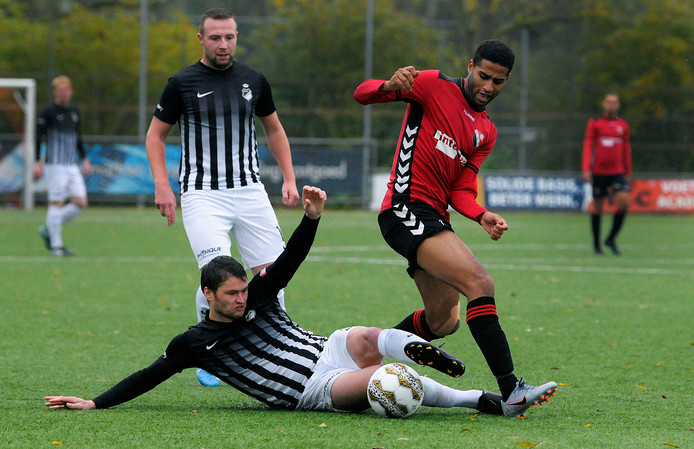 Silvolde speelt op zondag 29 maart thuis tegen IFC in de hoofdklasse B.