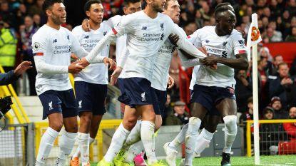 Andere zorgen dan Genk: Salah-loze Reds verliezen eerste punten na teleurstellende prestatie