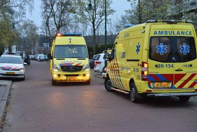 Zwaargewonde bij brand in aanleunwoning in Ulvenhout