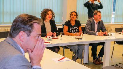 Akkoord in Antwerpen: De Wever is rond met sp.a en Open Vld