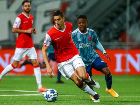 Samenvatting   MVV - Jong Ajax