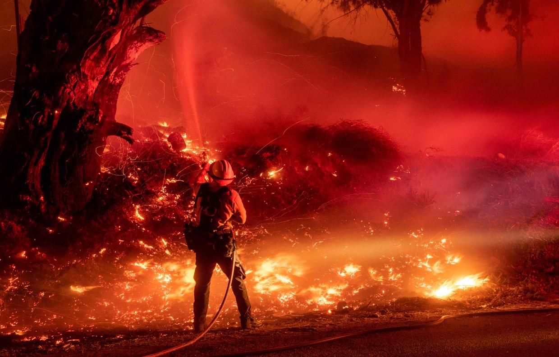 We voelen nu al de negatieve gevolgen van klimaatverandering, zoals bosbranden, zeggen de onderzoekers van het IPCC.