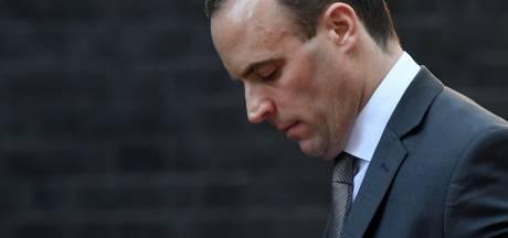 Britse brexitminister treedt af: 'deal gevaar voor integriteit'