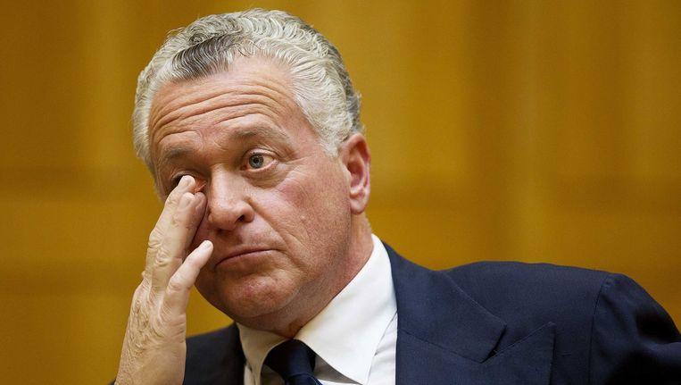 Ex-advocaat Bram Moszkowicz. Beeld epa