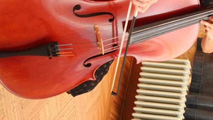 Celliste Rein (17) speelt het hard