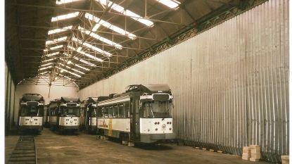 Kunnen 'vergeten' trams in hangar voor meer capaciteit De Lijn zorgen?