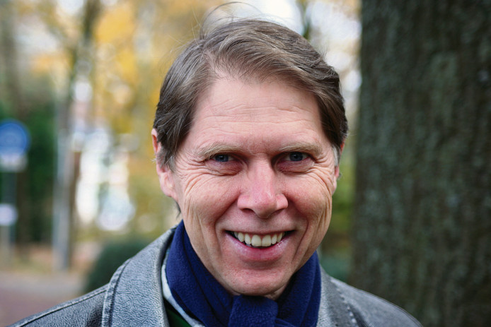 Wim Daniëls, presentator Boekie Night.