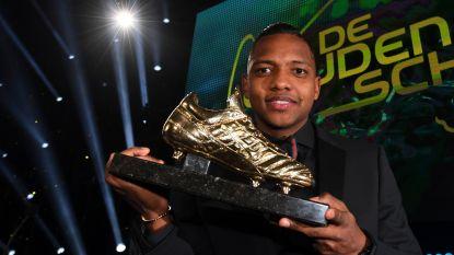 Voetbalfans kunnen uitreiking Gouden Schoen live meemaken