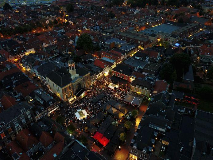 Al jaren wordt elke zomer op de Markt Harderwijk Live gehouden. Dit gratis muziekevenement trekt elke editie duizenden bezoekers.